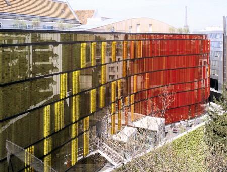Ecole de commerce Advancia, Architecture-Studio, Paris 15ème :